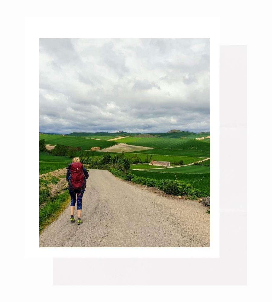 Zdravka Svetličić, Camino